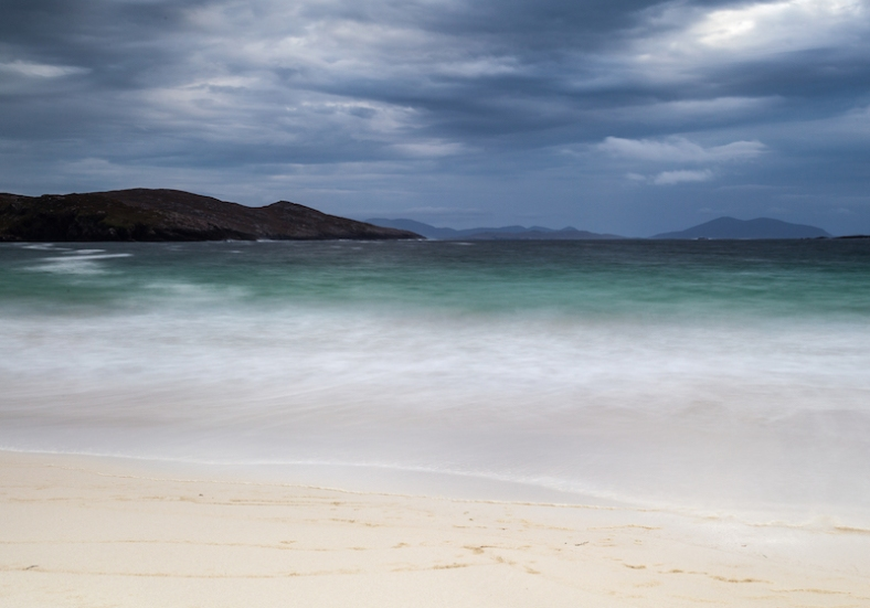 Harris Beach by Lorna Tennent