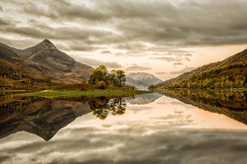 Loch Leven by Kevin Bowe