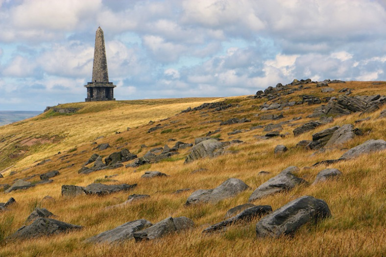 Stoodley Pike by Graham Speak