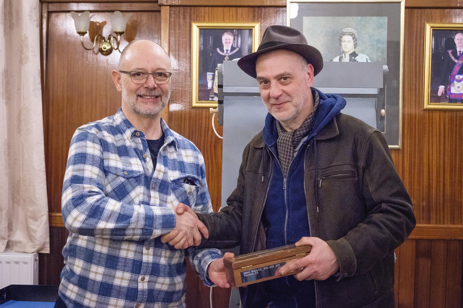 2018 Todmorden Battle Trophy
