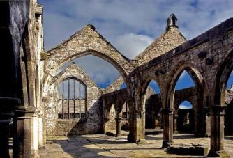 Church of Thomas A Beckett Heptonstall by Ken Green