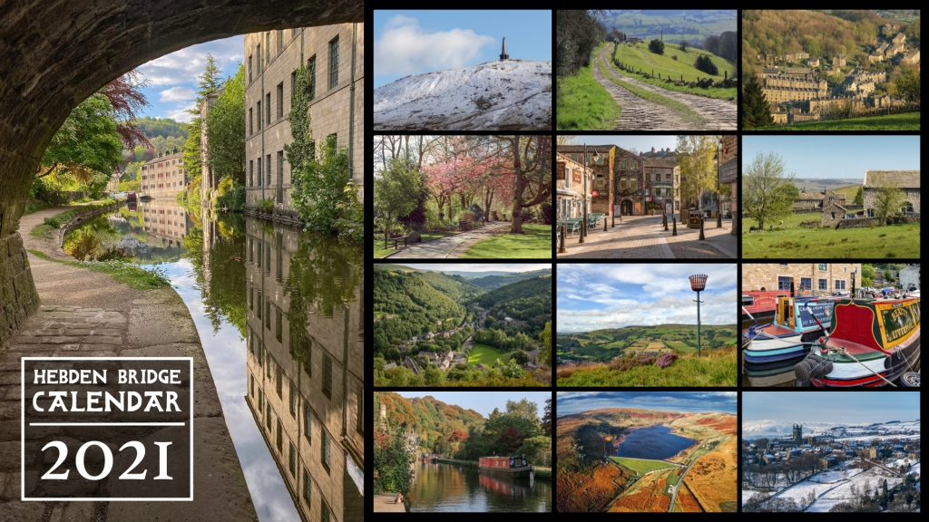 Hebden Bridge 2021 Calendar